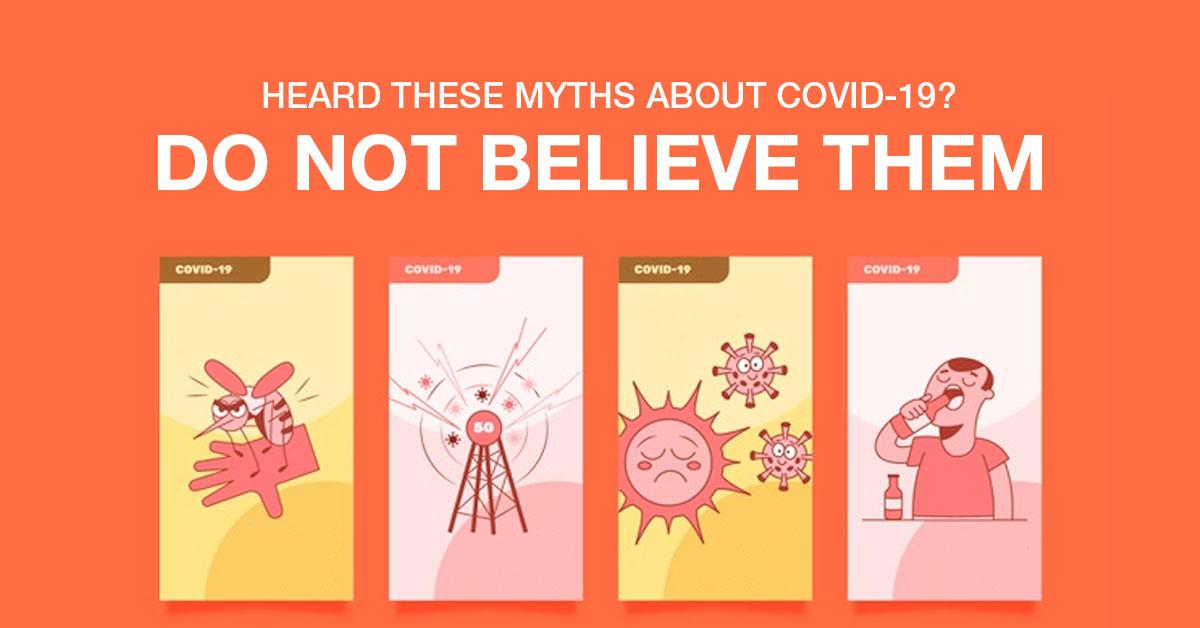 COVID19 myths