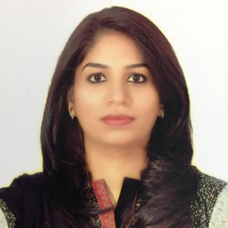 Dr Mehwish Jahangir