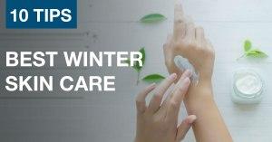skin care in winters