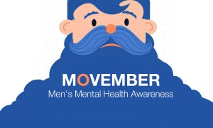 'Movember' To Raise Awareness About Men's Mental Health