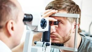 weak eye sight