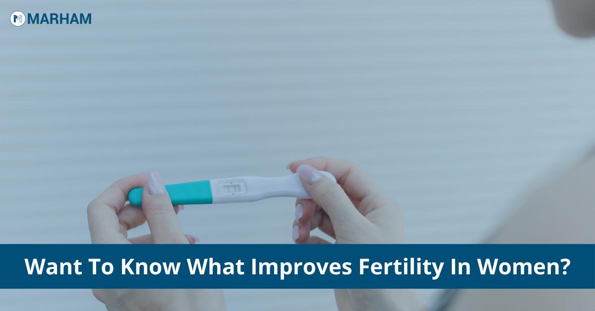 Fertility in women