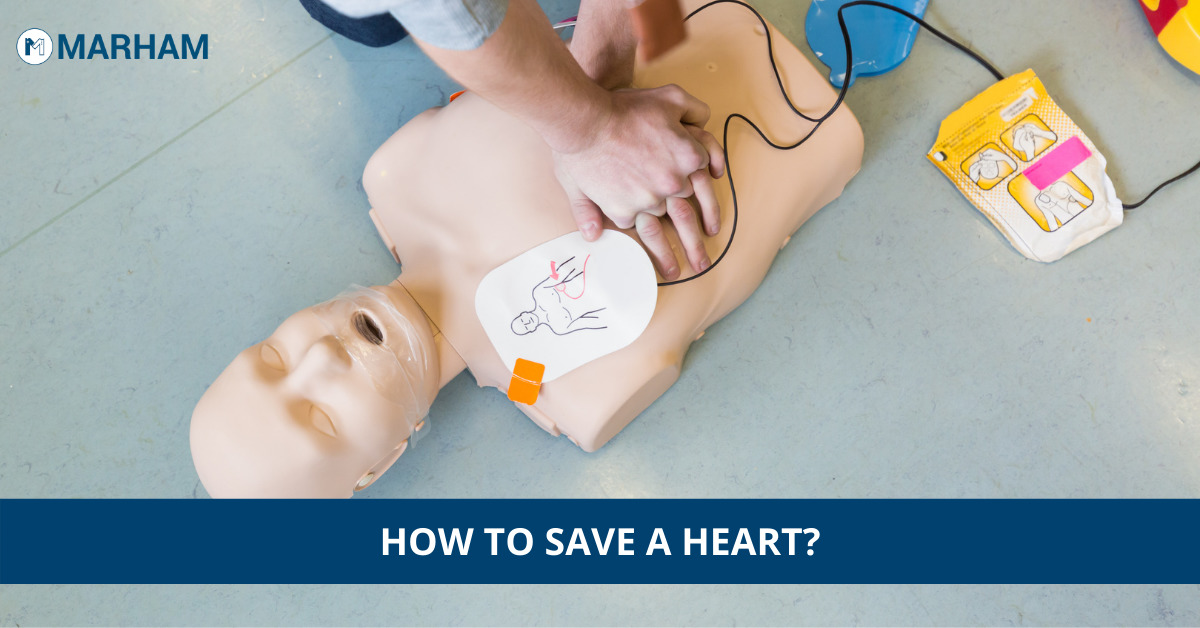 heart attack first aid