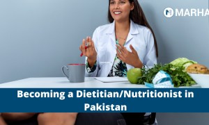 How to Become a Dietitian in Pakistan?