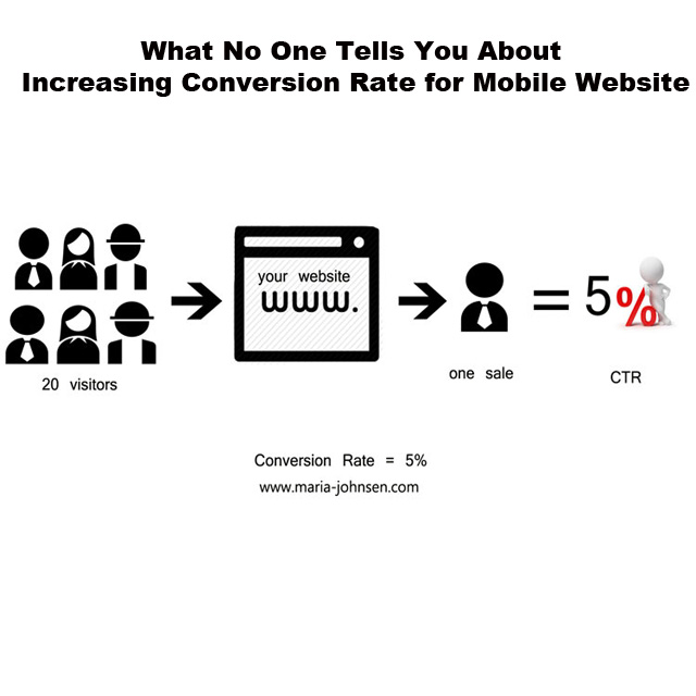 What No One Tells You About Increasing Conversion Rate in