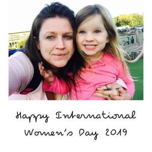 Happy International Women's Day 2019