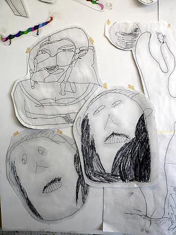 Mural processus III