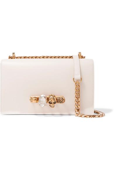 Alexander McQueen väska
