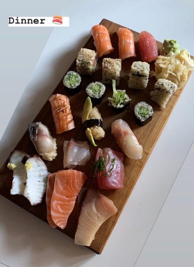 sushi från sakanaya malmö