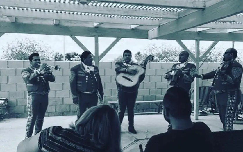Mariachi Band in Coachella