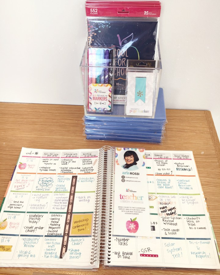 Teacher Planner_Erin Condren