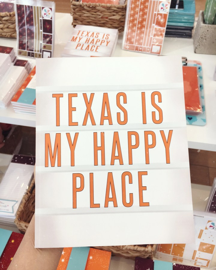 Erin Condren Design em Austin_Texas_Journals