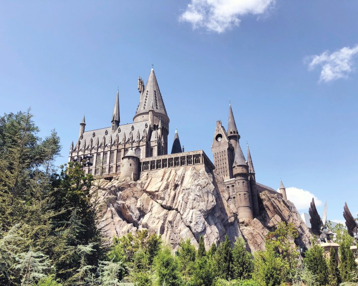 Hogwarts_Wizarding World of Harry Potter