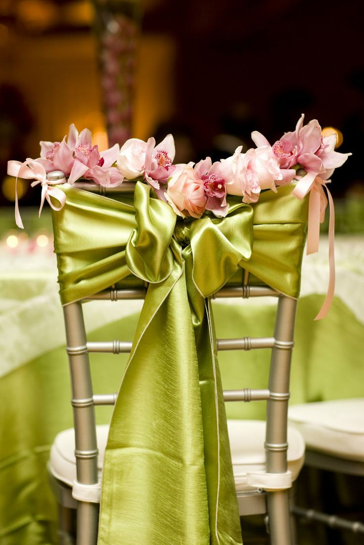 Chair Sashes Wholesale