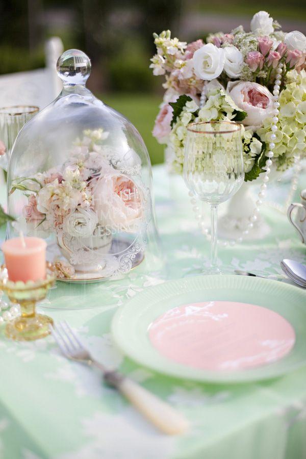 Garden Reception Decoration