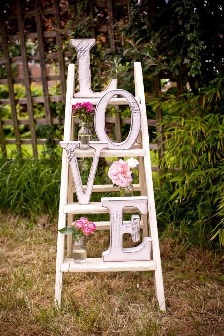 10 Chelles Dtournes Pour Une Dcoration De Mariage