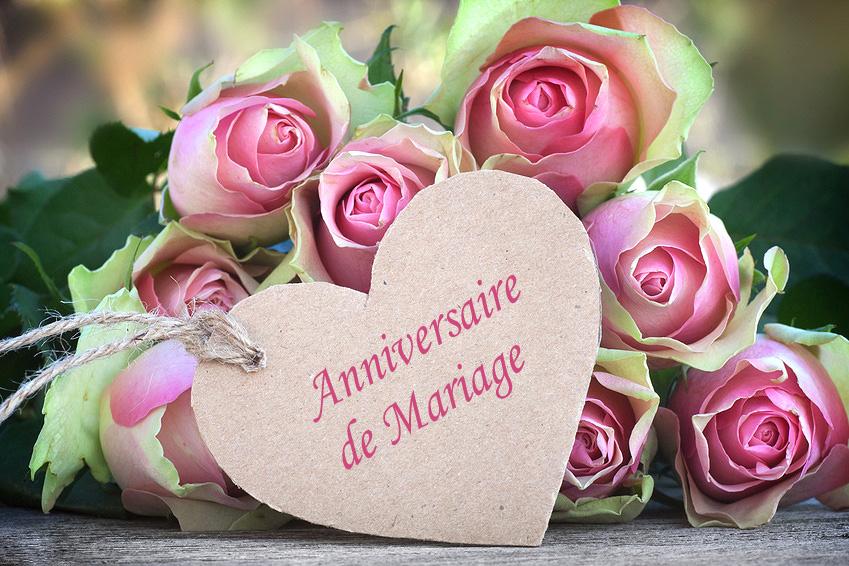 anniversaire de mariage noce de mariage