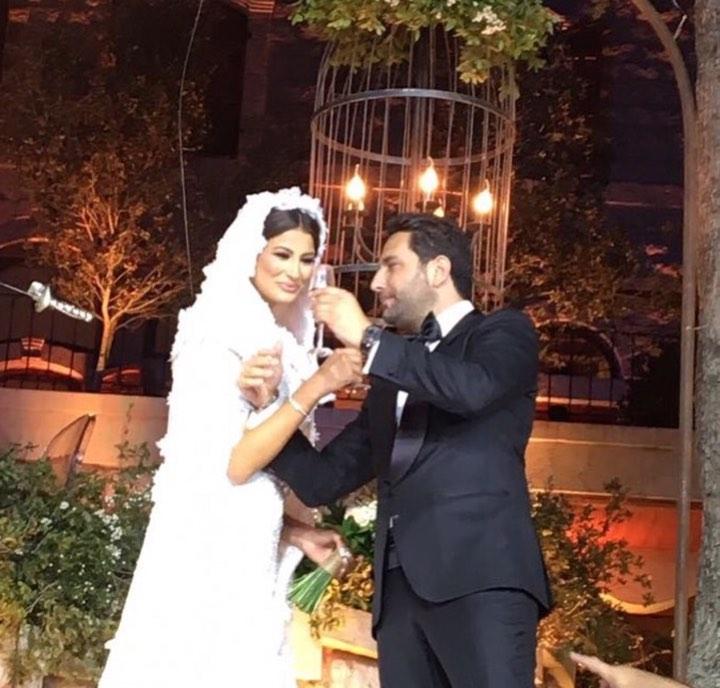 Mariage De Rym Saidi  Wissam Breidy2  Mariage  tout Prix