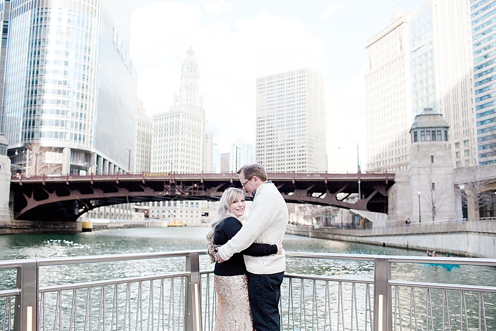 Chicago Anniversary Session