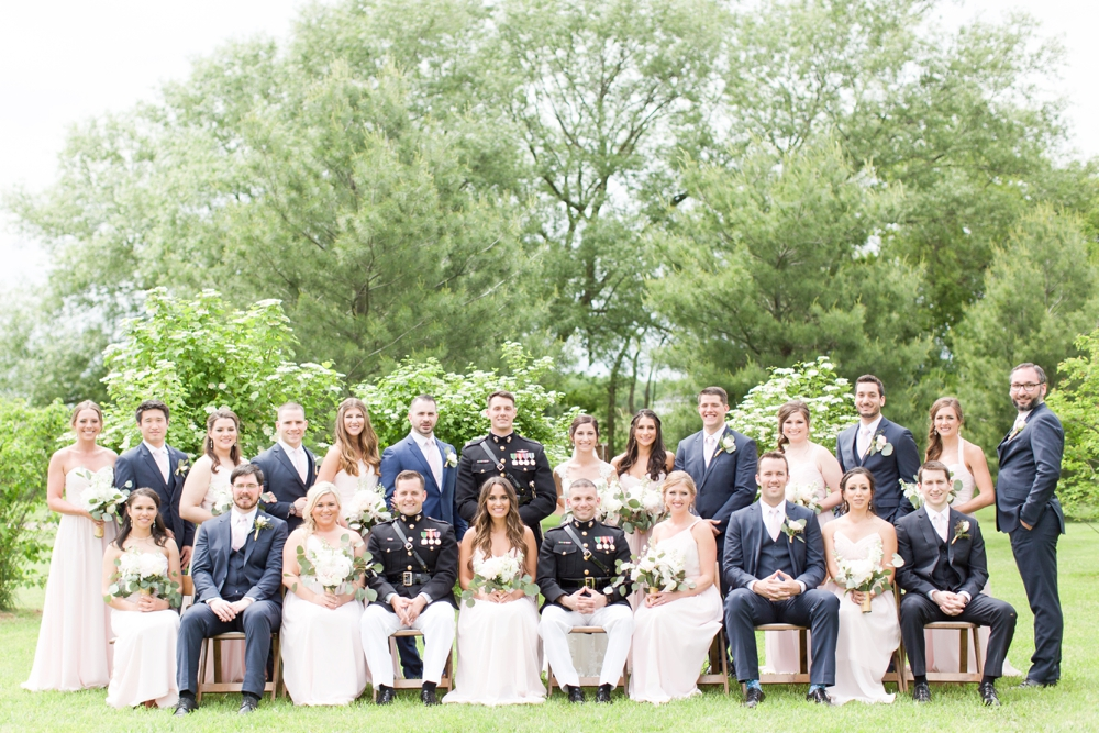 Ann Arbor Michigan Wedding