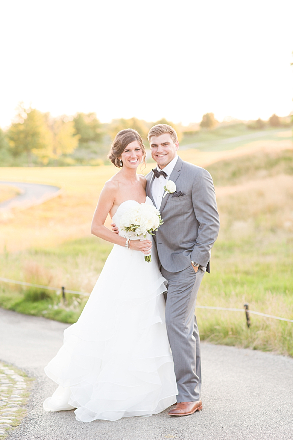 Barrington Golf Course Wedding- Alyssa and Joe