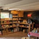 Boeren delicatessenwinkel