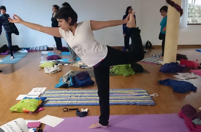 Curso de profesores de yoga: cuarto módulo