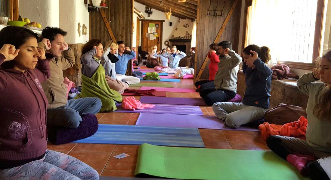 Curso de profesores de yoga: VII y VIII módulo