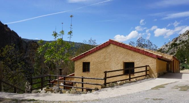 Casas de Villaturrilla en Nerpio