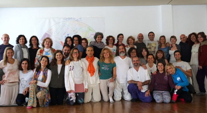 Conclusión al retiro de yoga en Nerpio