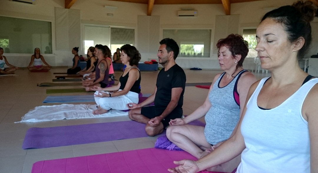Curso de profesores de Prana Escuela de yoga