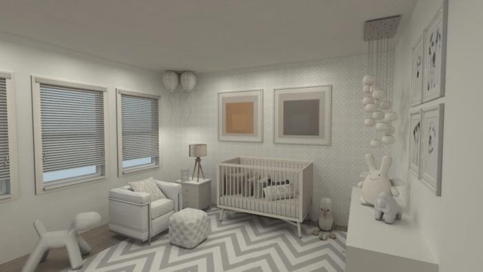 baby bedroom - unisex