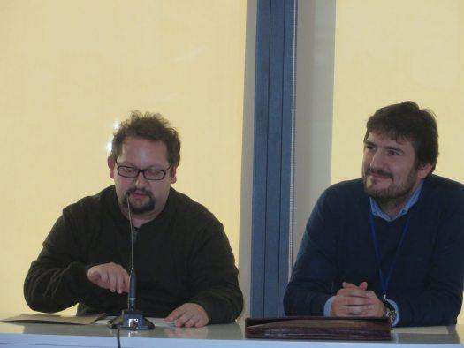 Eduardo Boix y Joaquín Juan Penalva.