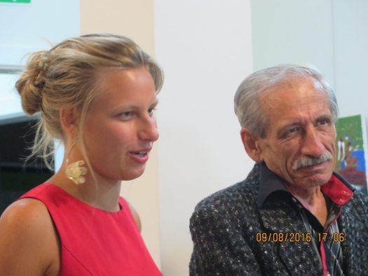 Lana Valeria Dimitru and Dimitru M. Ion