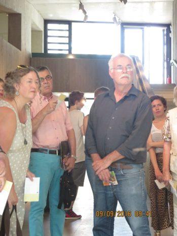 Monika Landau, Julio Pavanetti and Peter Voelker