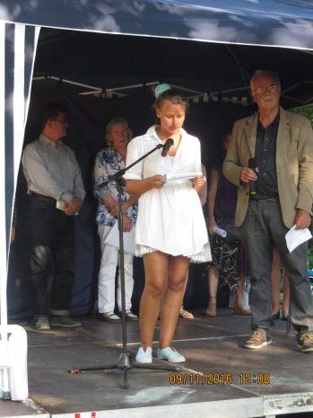 Lana -Valeria Dimitru and Peter Voelker