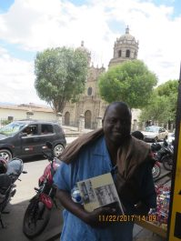 M´Bare NGom- Senegal/USA