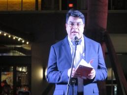 Festival de poesía Miami 17 Omar