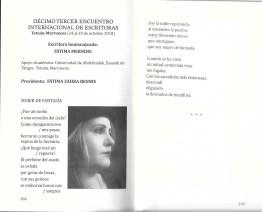 EIDE libro Elizabeth Altamirano- Fátima Zahra Bennis