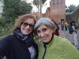 María Juliana Villafañe y Alondra Badano
