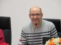 Poeta marroquí Mezouar El Idrissi - Moderador
