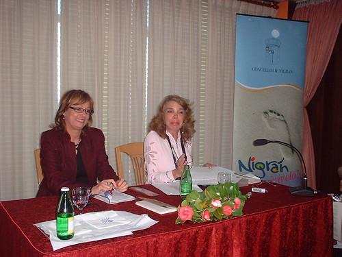 María Juliana y Bella Clara Ventura de Colombia