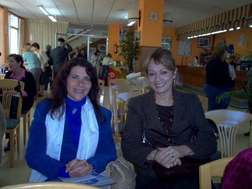 Maria Juliana y María Isabel Novillo, escritora Venezolana de Mérida