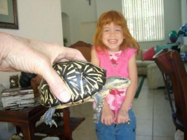 Lola con Kaylin