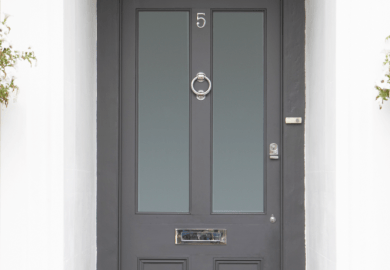Exterior Wooden Doors With Glass Panels
