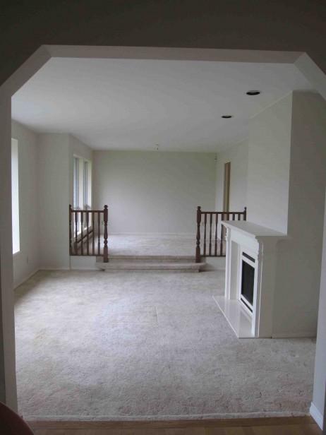 laminate flooring sunken living room black white and lime green ideas top 24 railing | wallpaper cool hd