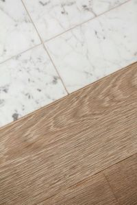 Ask Maria: Can I Combine Faux Hardwood Tile with my Oak ...