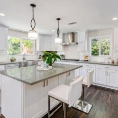 Kitchen Backslash Photos Of Kitchens How To Avoid The 5 Most Common Mistakes Even Better Install A White Backsplash And It Will Blend Seamlessly With Cabinets Window Frames Eliminate Whole Whack Awkward Transitions