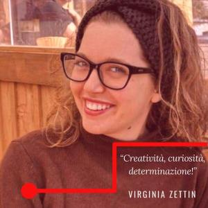 Virginia Zettin interprete inglese tedesco olandese