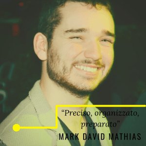 Mark David Mathias interprete inglese tedesco spagnolo PAP